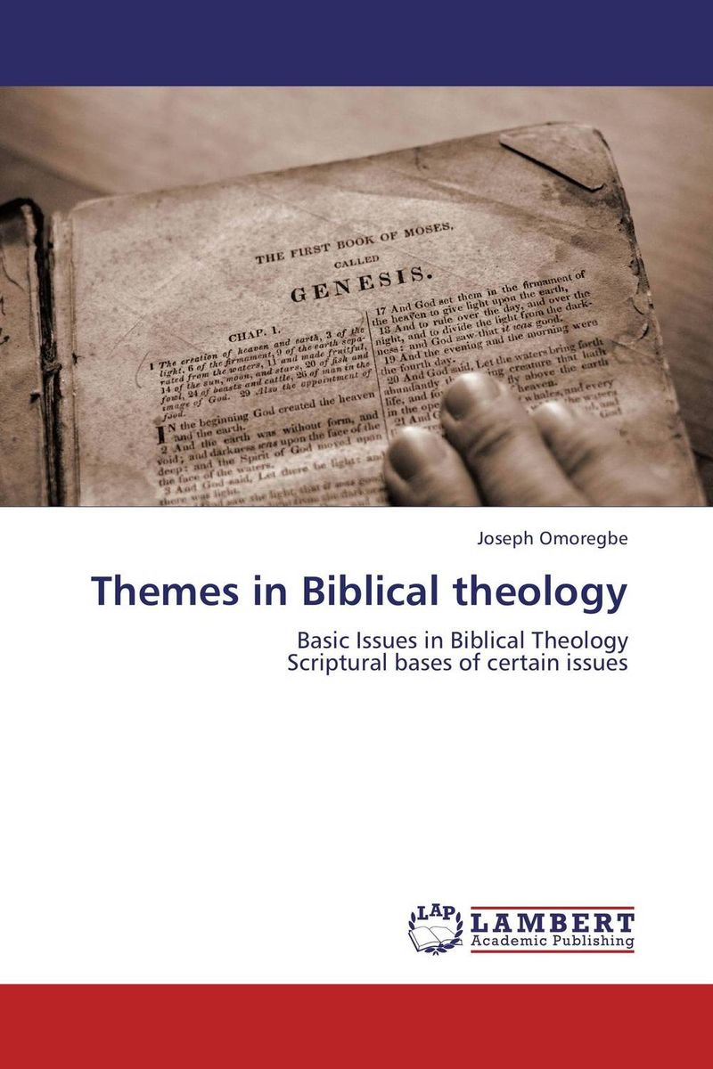 Themes in Biblical theology bride of the water god v 3