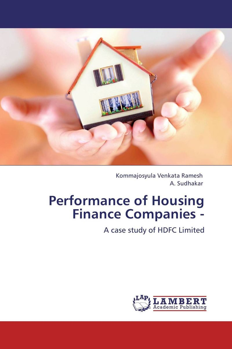 Performance of Housing Finance Companies - key performance indicators for private finance initiative in malaysia