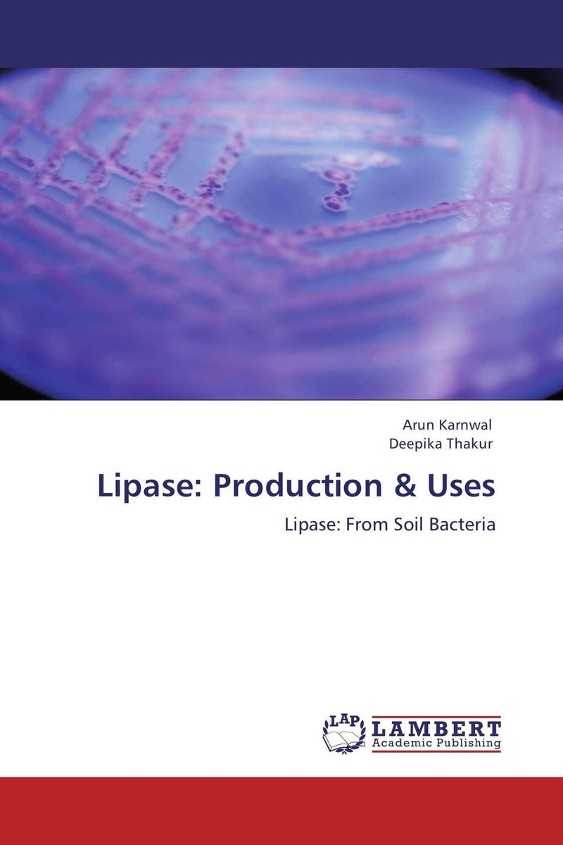 Lipase: Production & Uses combinations between glycerol free fatty acids and acidulated oils