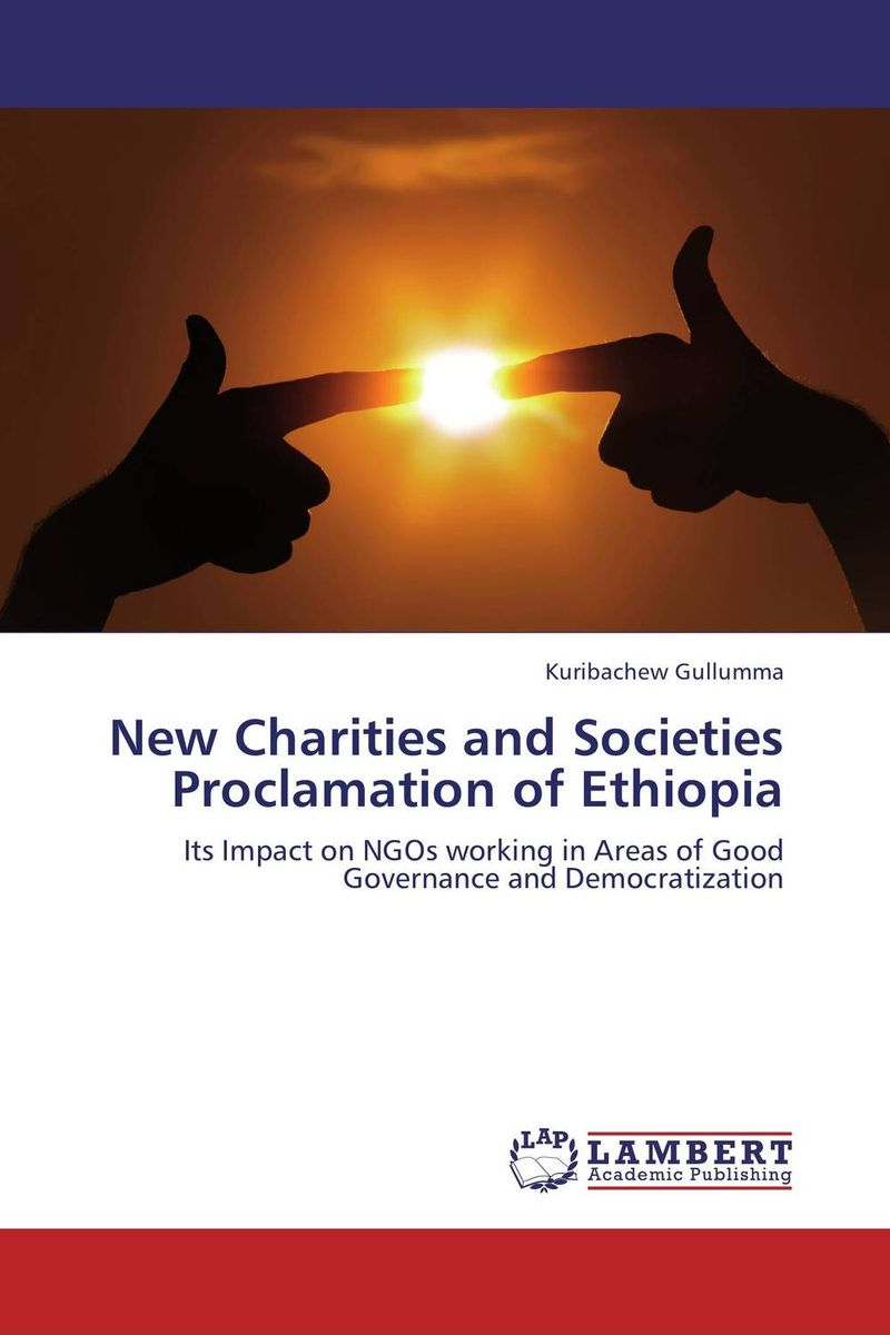 New Charities and Societies Proclamation of Ethiopia ngos