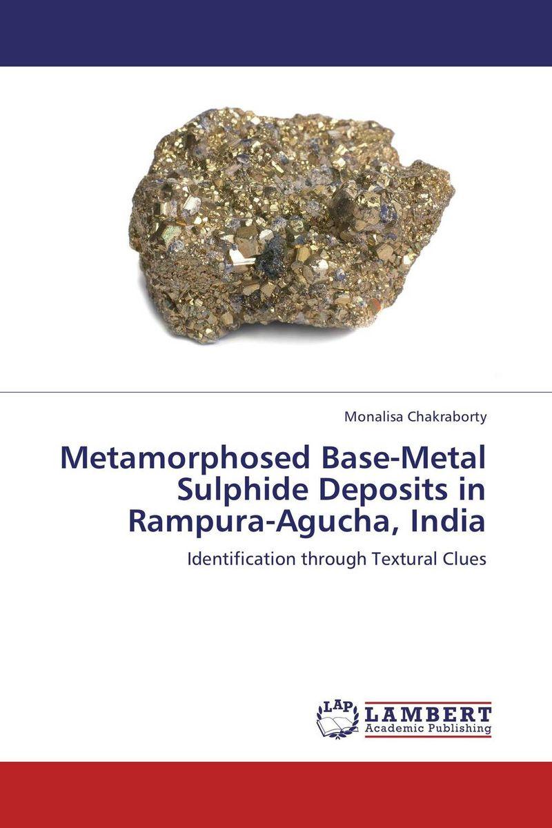 Metamorphosed Base-Metal Sulphide Deposits in Rampura-Agucha, India mf2300 f2