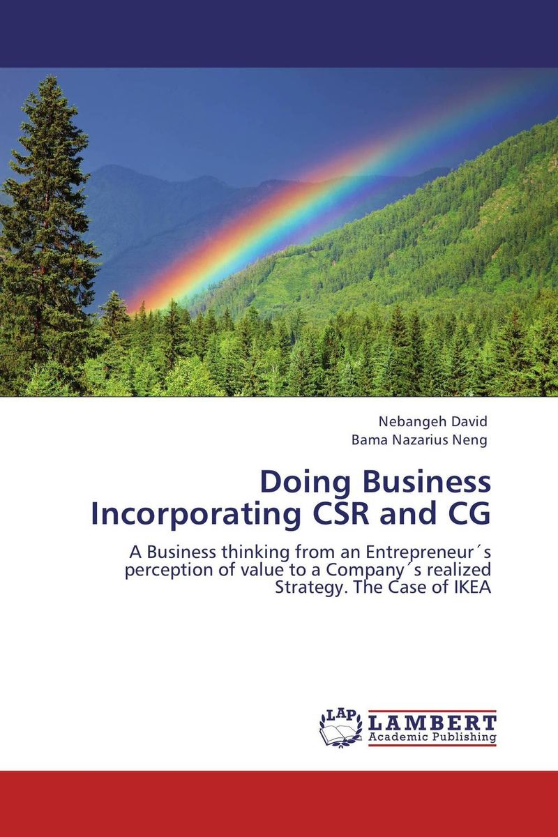 Doing Business Incorporating CSR and CG corporate governance and firm value
