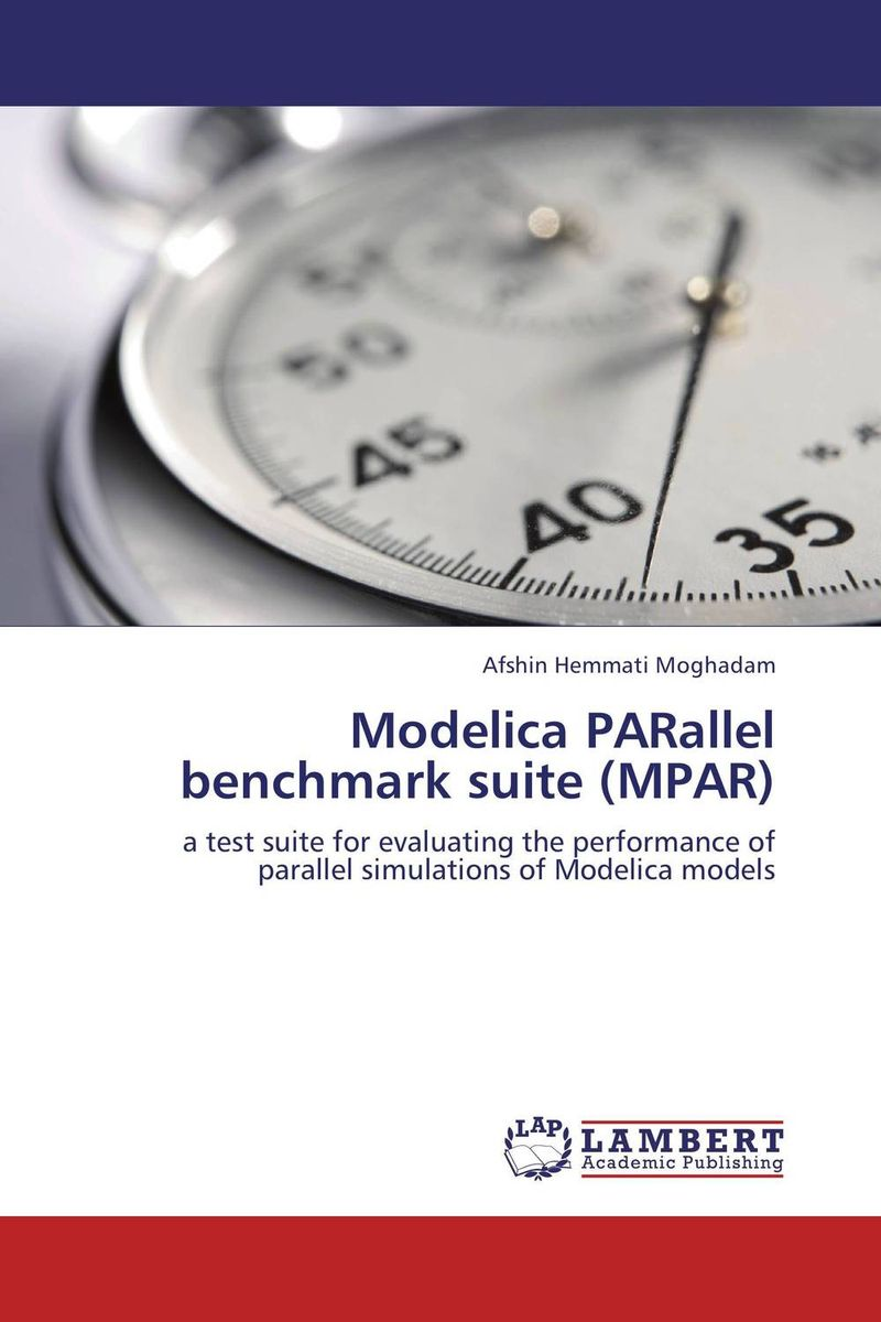 Modelica PARallel benchmark suite (MPAR) towards parallel execution of scientific applications