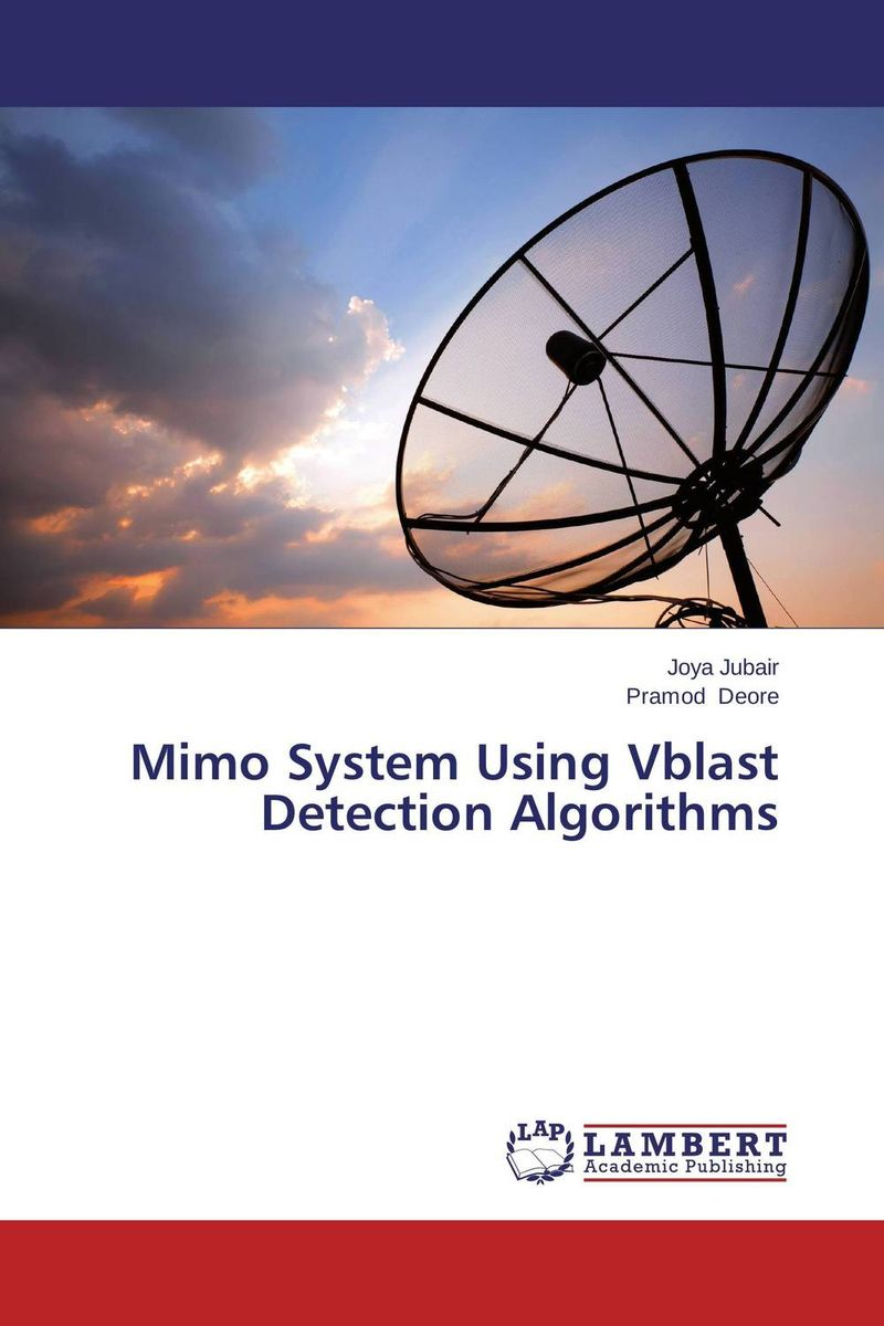 Mimo System Using Vblast Detection Algorithms interference cancellation methods in mimo ofdm systems