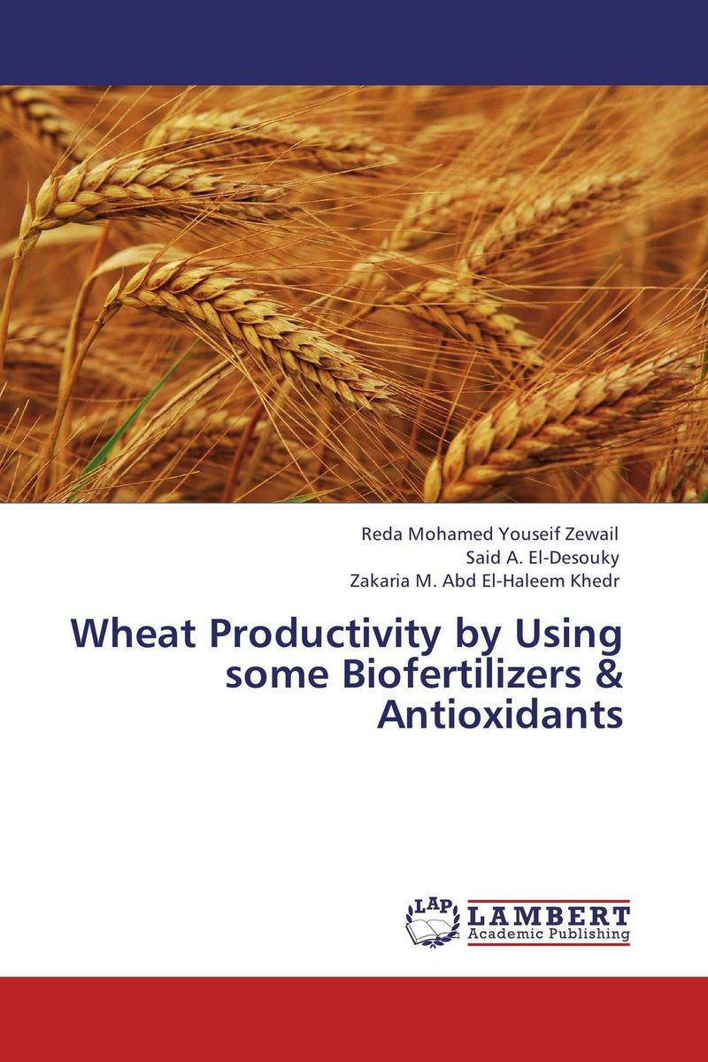 Wheat Productivity by Using some Biofertilizers & Antioxidants очки солнцезащитные aldo aldo al028dwpwj39