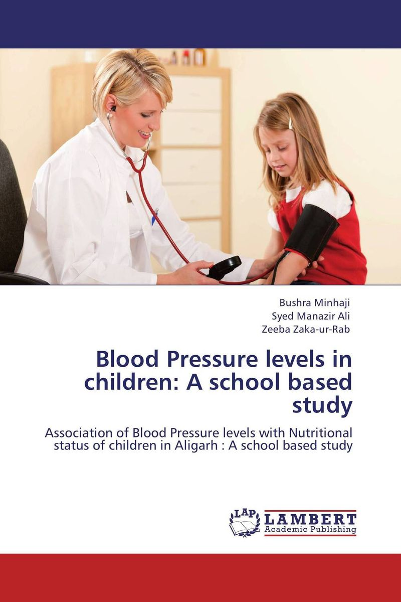 Blood Pressure levels in children: A school based study coldplay – a rush of blood to the head lp
