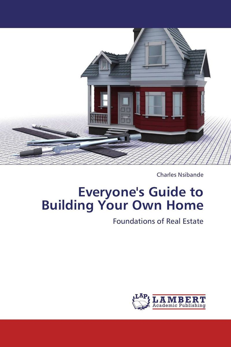Everyone's Guide to Building Your Own Home жирное масло 100