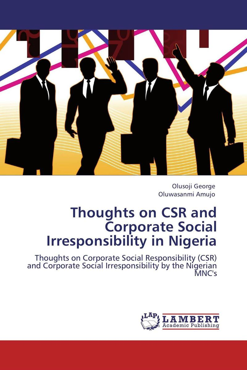 Thoughts on CSR and Corporate Social Irresponsibility in Nigeria some thoughts on the common toad