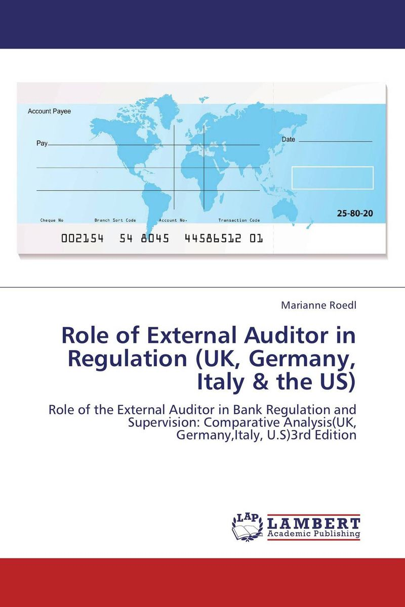 Role of External Auditor in Regulation (UK, Germany, Italy & the US) malory t le morte d arthur king arthur and the knights of the round table