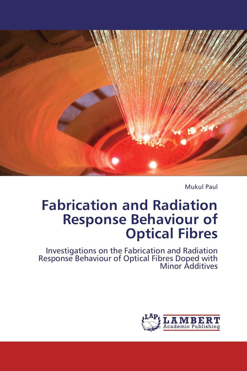 Fabrication and Radiation Response Behaviour of Optical Fibres radiation detection