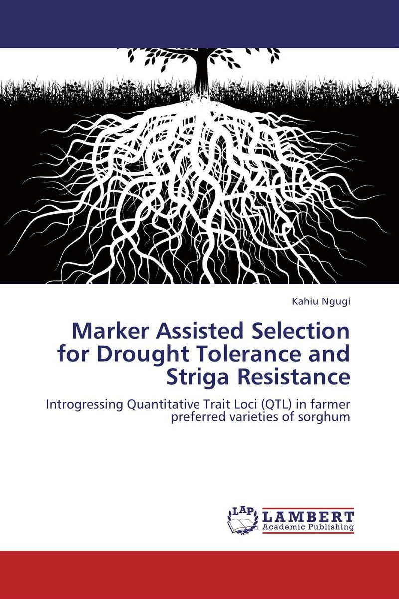 Marker Assisted Selection for Drought Tolerance and Striga Resistance naresh pratap singh himanshi paliwal and vaishali shami molecular and morphological analysis for stay green trait in wheat