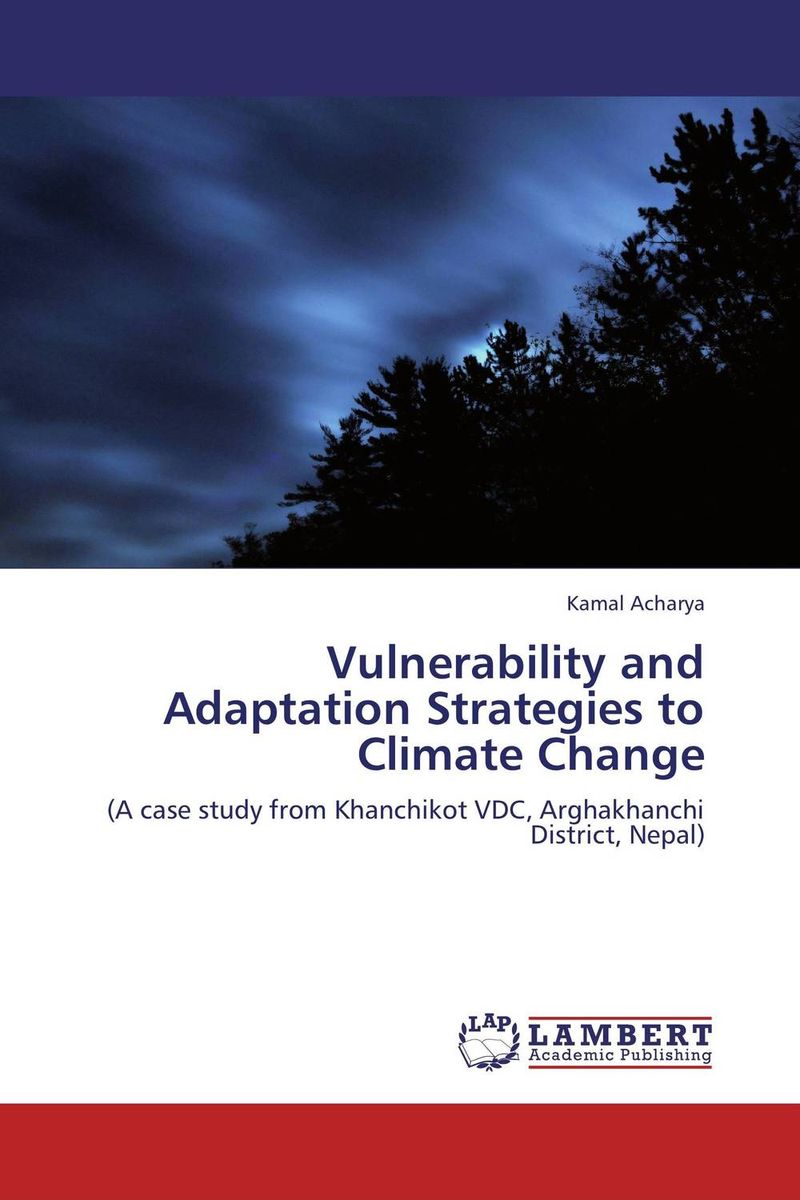 Vulnerability and Adaptation Strategies to Climate Change climate change initiatives and strategies