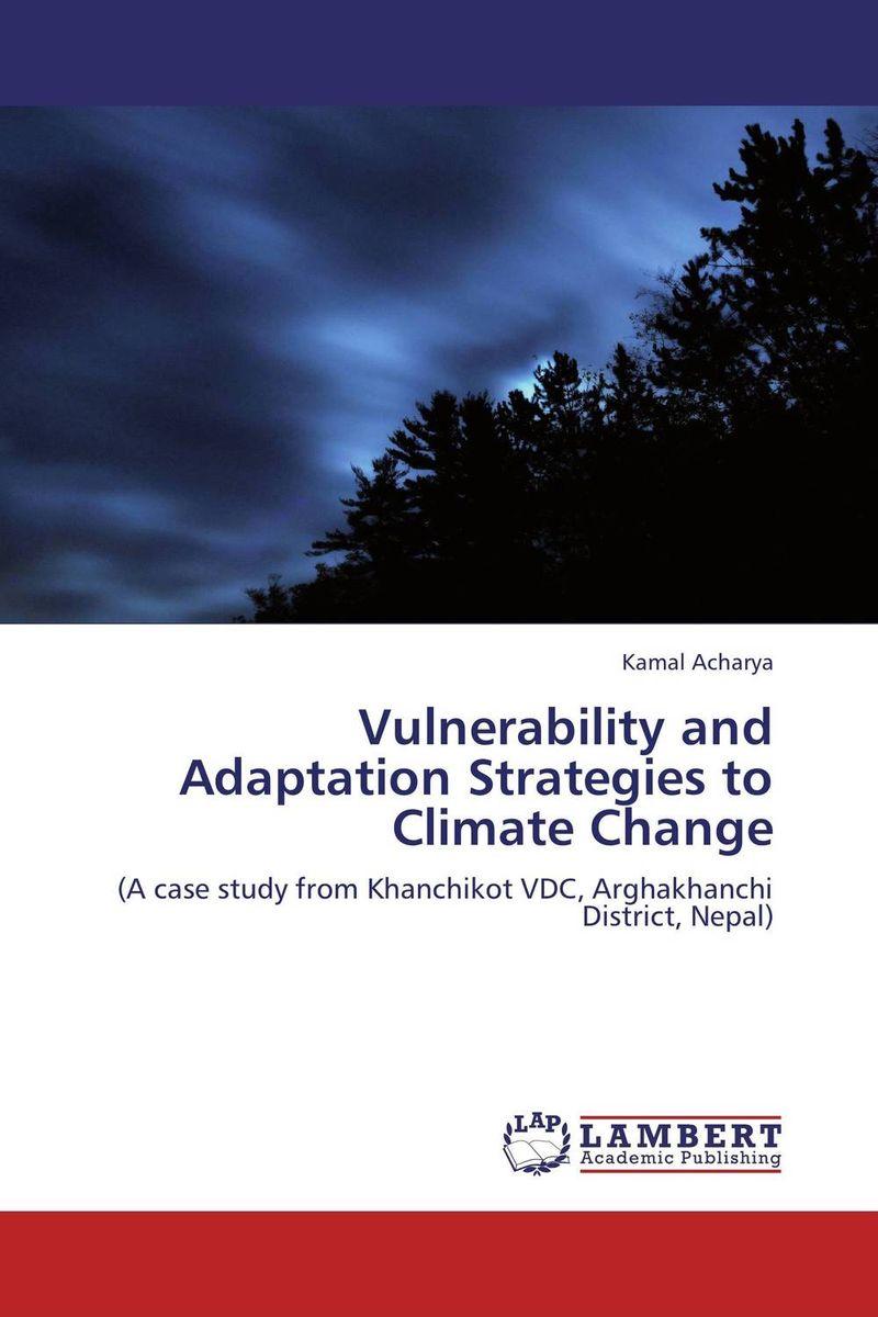 купить Vulnerability and Adaptation Strategies to Climate Change недорого