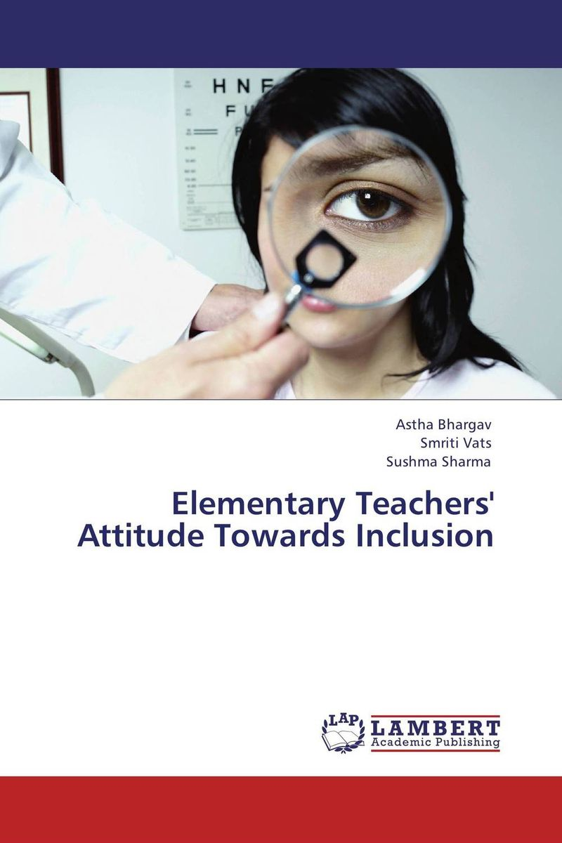 Elementary Teachers' Attitude Towards Inclusion global elementary coursebook with eworkbook pack