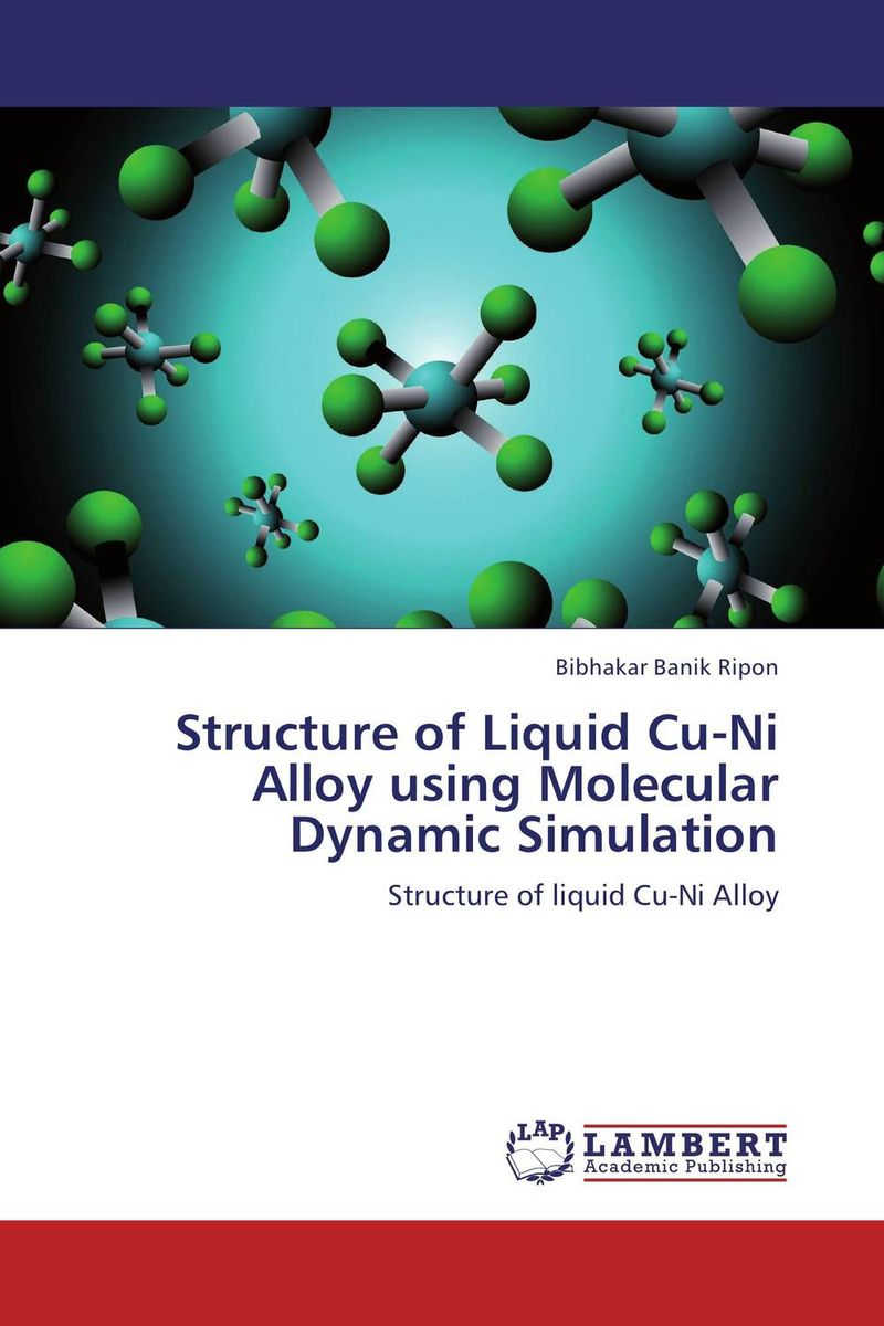 Structure of Liquid Cu-Ni Alloy using Molecular Dynamic Simulation emote alloy