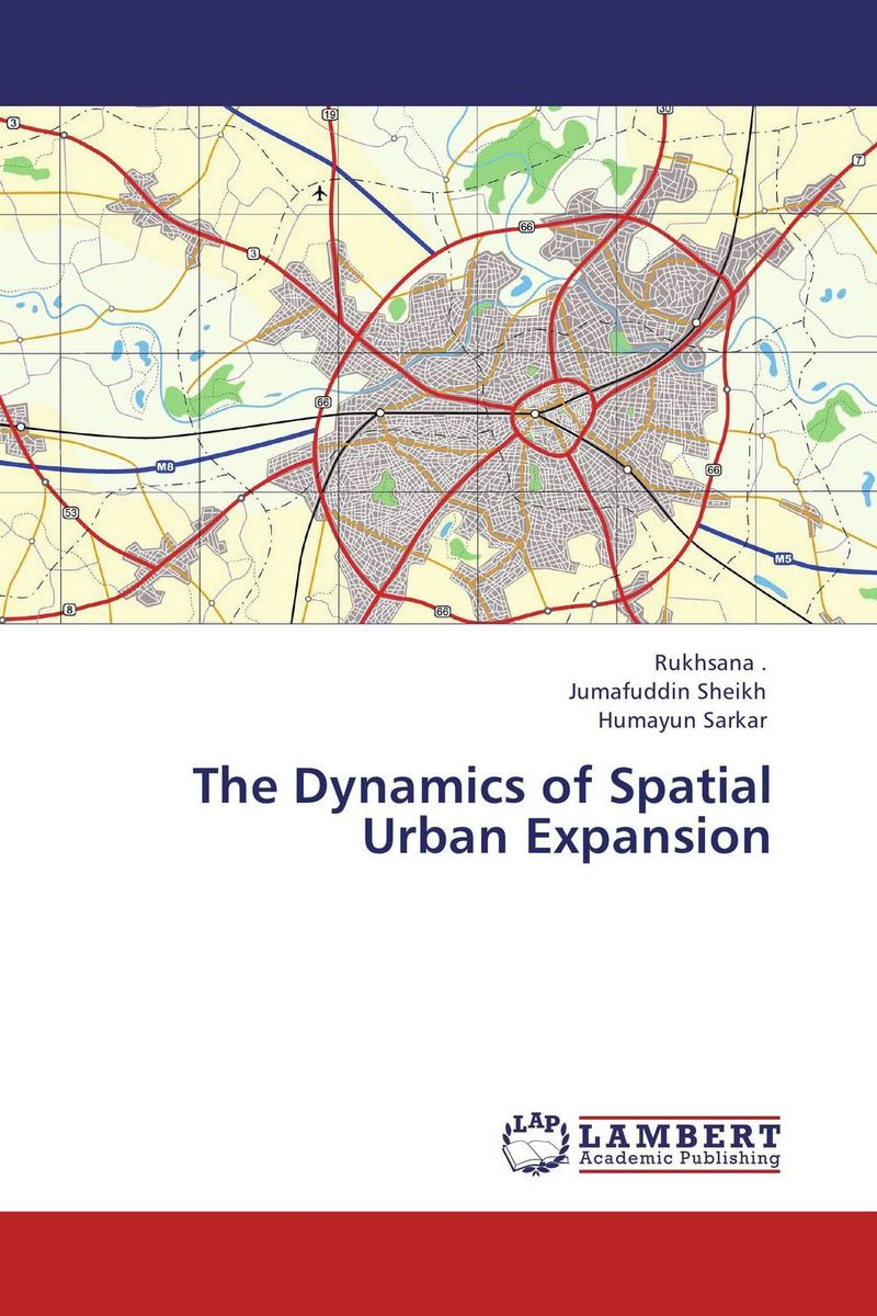 The Dynamics of Spatial Urban Expansion geomorphic control on urban expansion