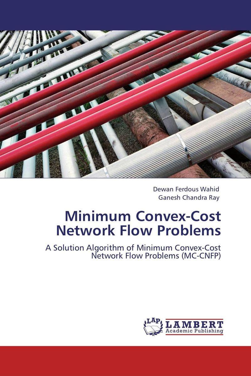 Minimum Convex-Cost Network Flow Problems