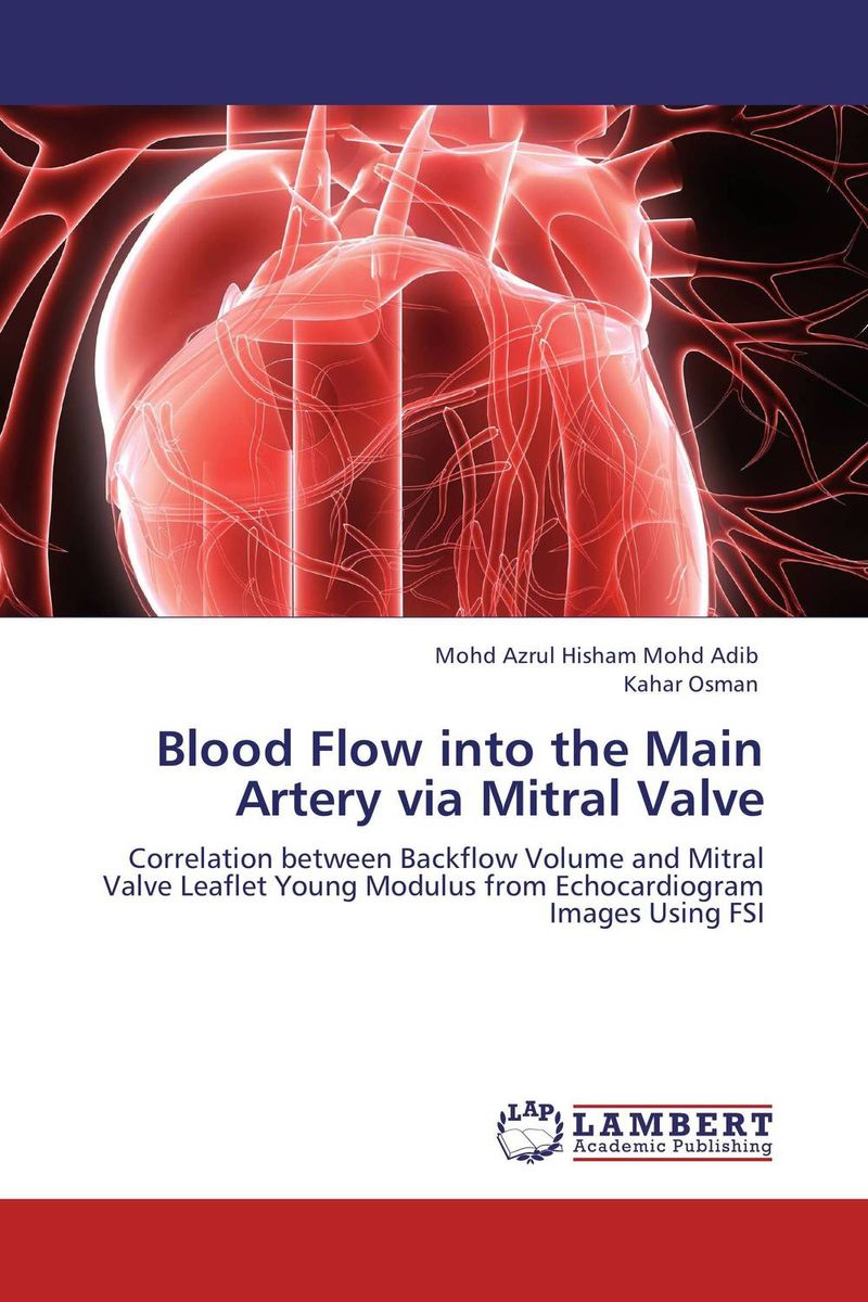 Blood Flow into the Main Artery via  Mitral Valve