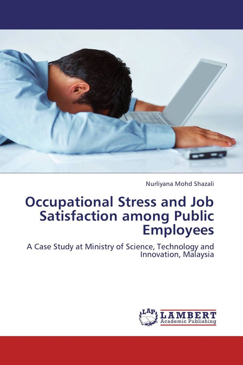 Occupational Stress and Job Satisfaction among Public Employees sadiq sagheer job stress role conflict work life balance impacts on sales personnel