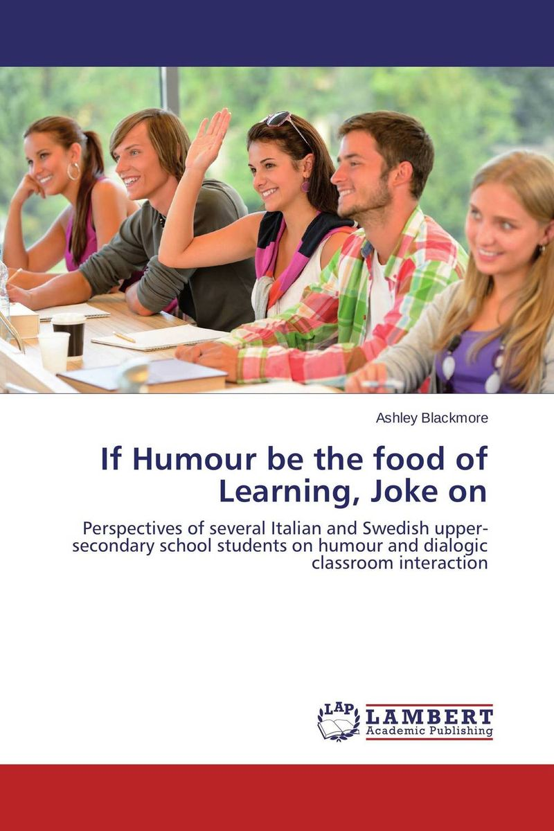 If Humour be the food of Learning, Joke on jenefer philp focus on oral interaction