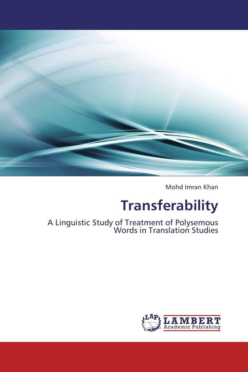 Transferability the translation of figurative language