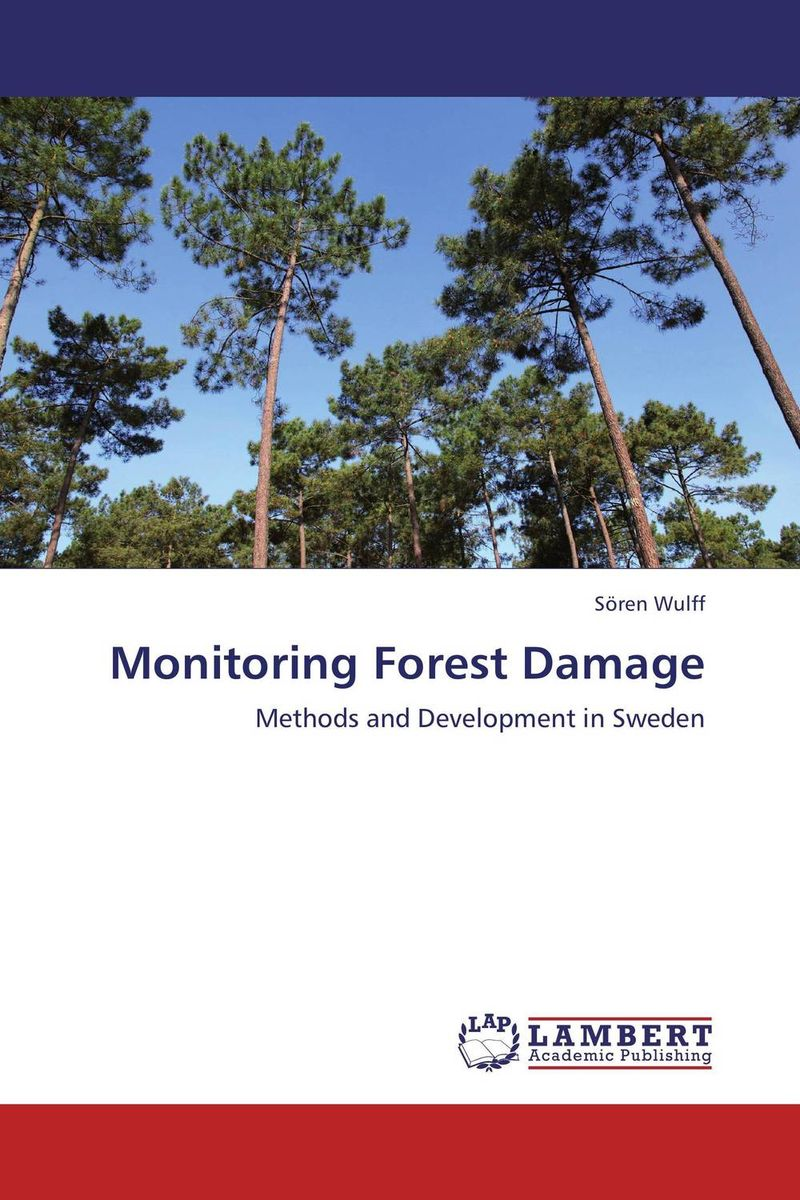 Monitoring Forest Damage building damage due to tunneling