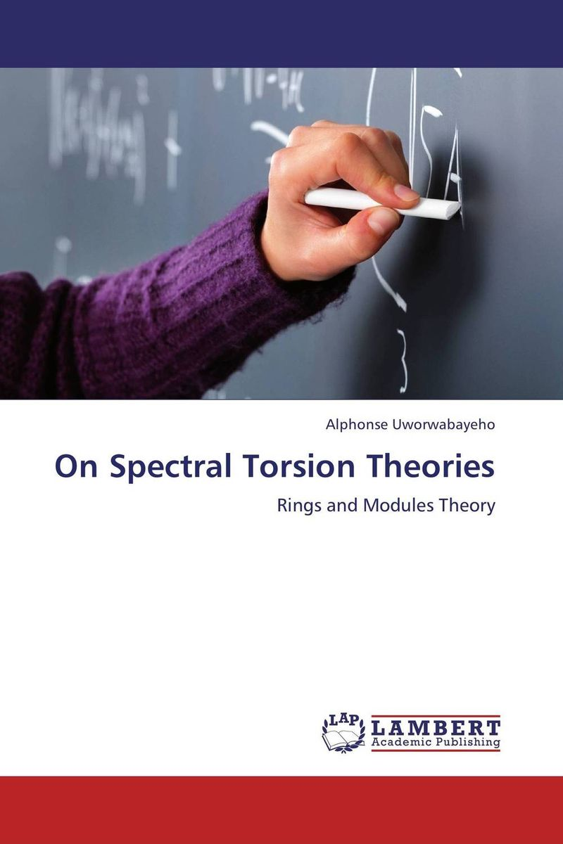 On Spectral Torsion Theories riggs r library of souls