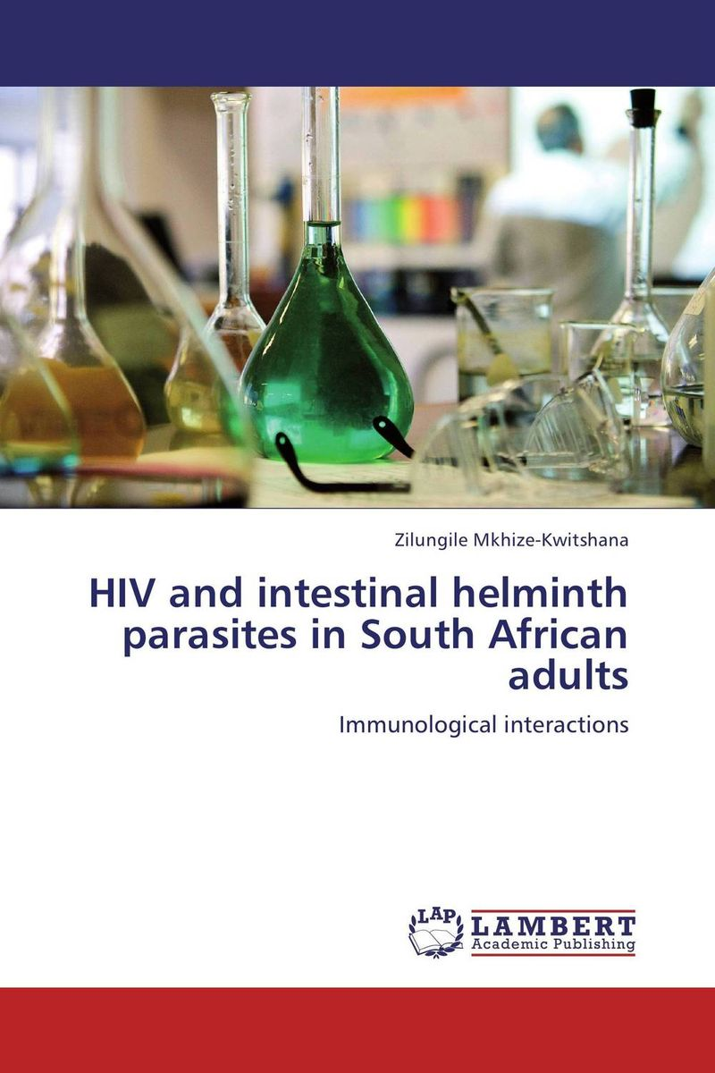 HIV and intestinal helminth parasites in South African adults south african mnes in africa