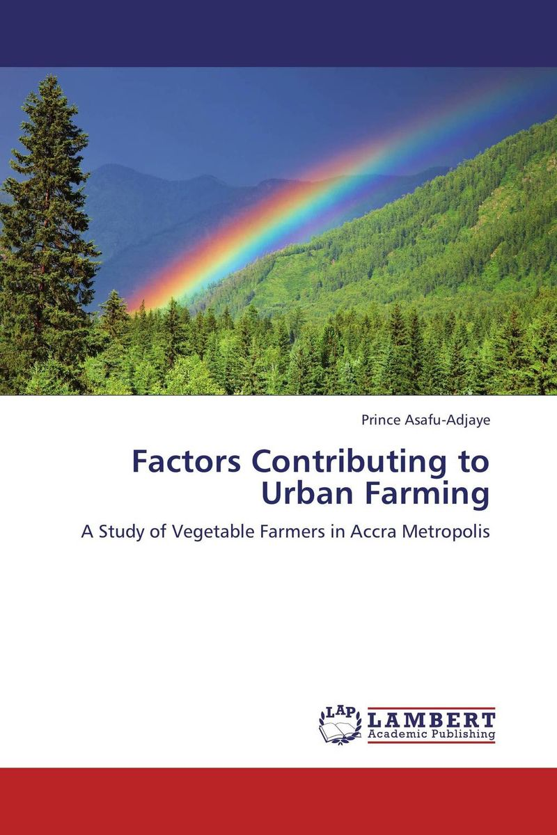 Factors Contributing to Urban Farming manuscript found in accra