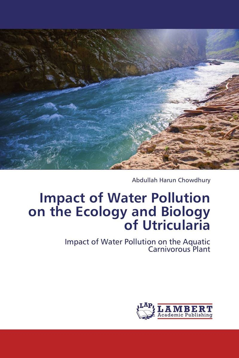 Impact of Water Pollution on the Ecology and Biology of Utricularia the ecology and biology of nephrops norvegicus 64