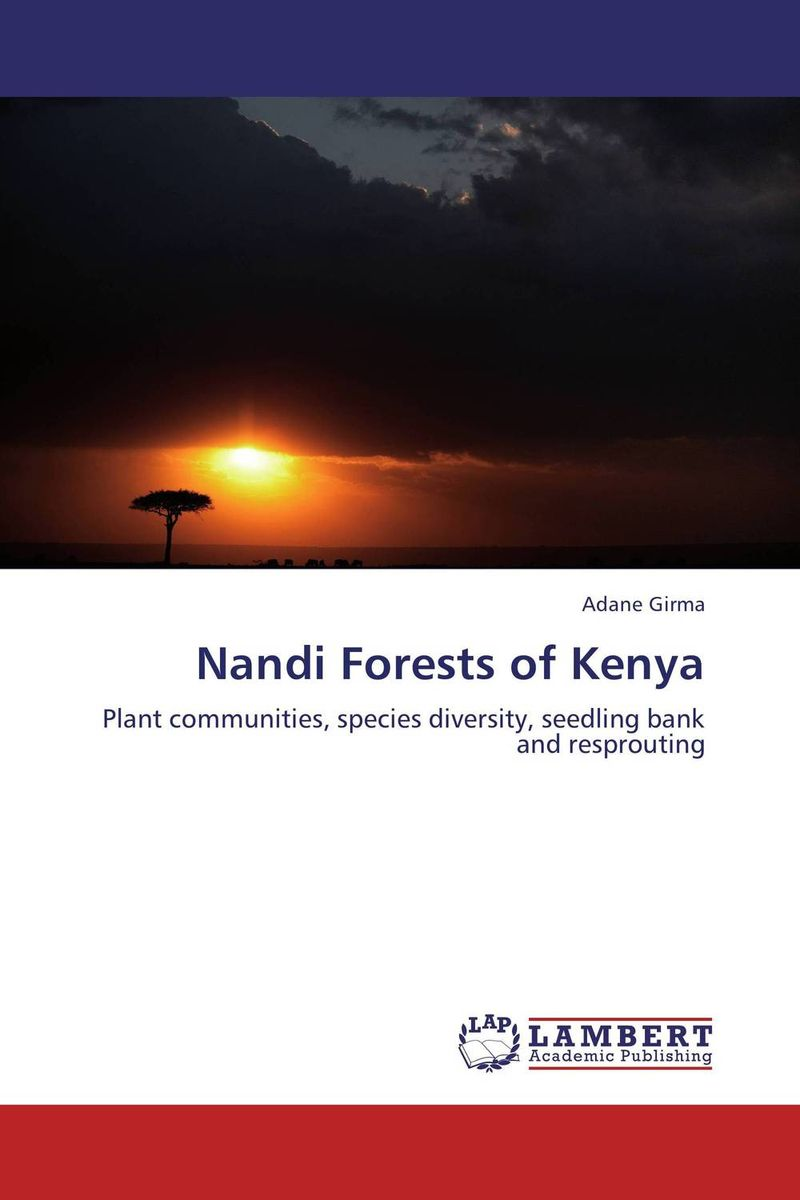 Nandi Forests of Kenya north and south