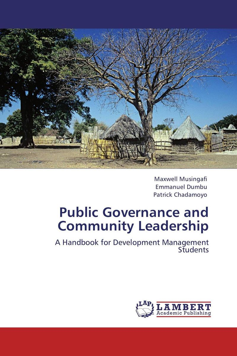 Public Governance and Community Leadership