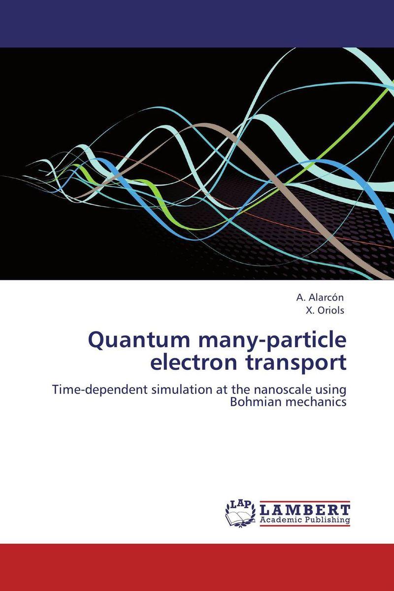Quantum many-particle electron transport