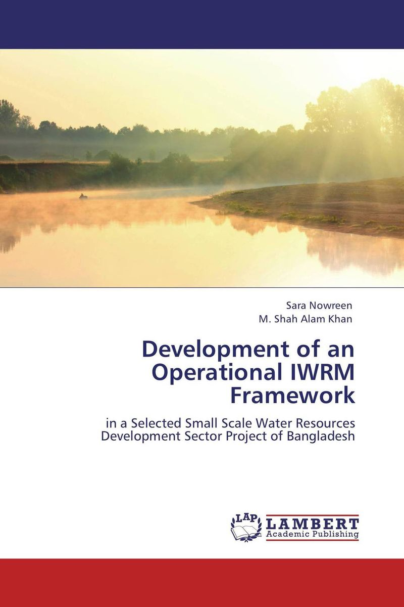 Development of an Operational IWRM Framework planning for development of water resources of maner river
