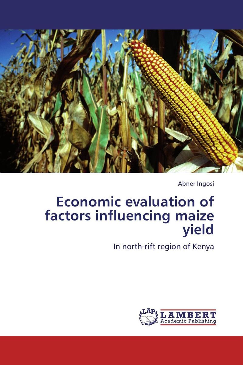 Economic evaluation of factors influencing maize yield tobias olweny and kenedy omondi the effect of macro economic factors on stock return volatility at nse