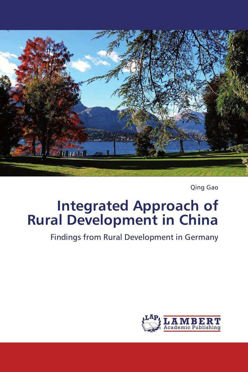 Integrated Approach of Rural Development in China poverty and development in rural india