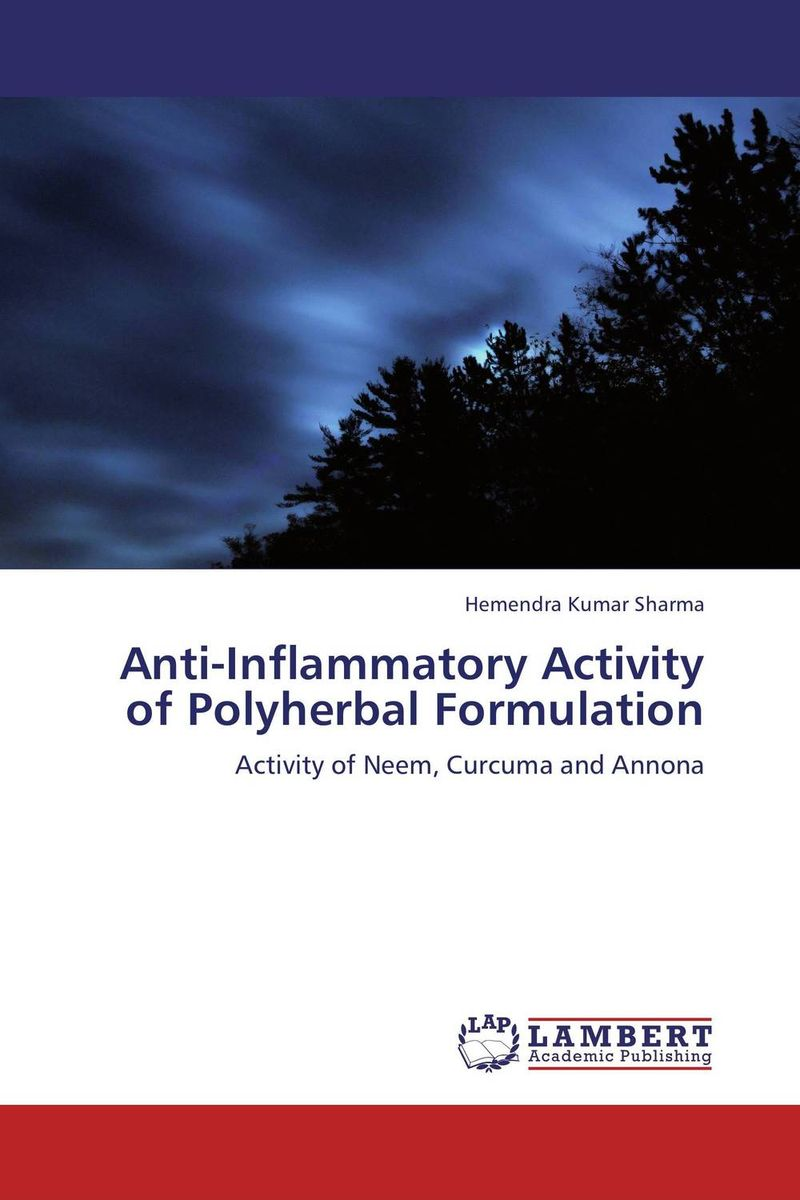Anti-Inflammatory Activity of Polyherbal Formulation arumugam madeswaran computational studies of anti inflammatory activity of some flavonoids