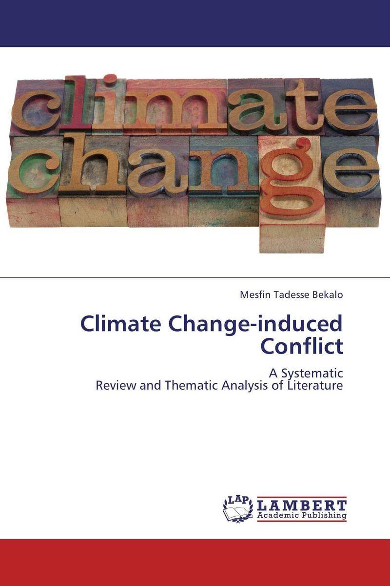 Climate Change-induced Conflict demelash wondimagegnehu goshime and kassa tadele mengistu climate change impact on reservoir operation
