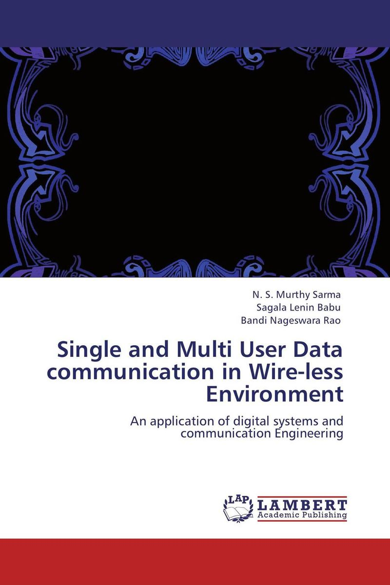 Single and Multi User Data communication in Wire-less Environment it e132 usb communication cable and