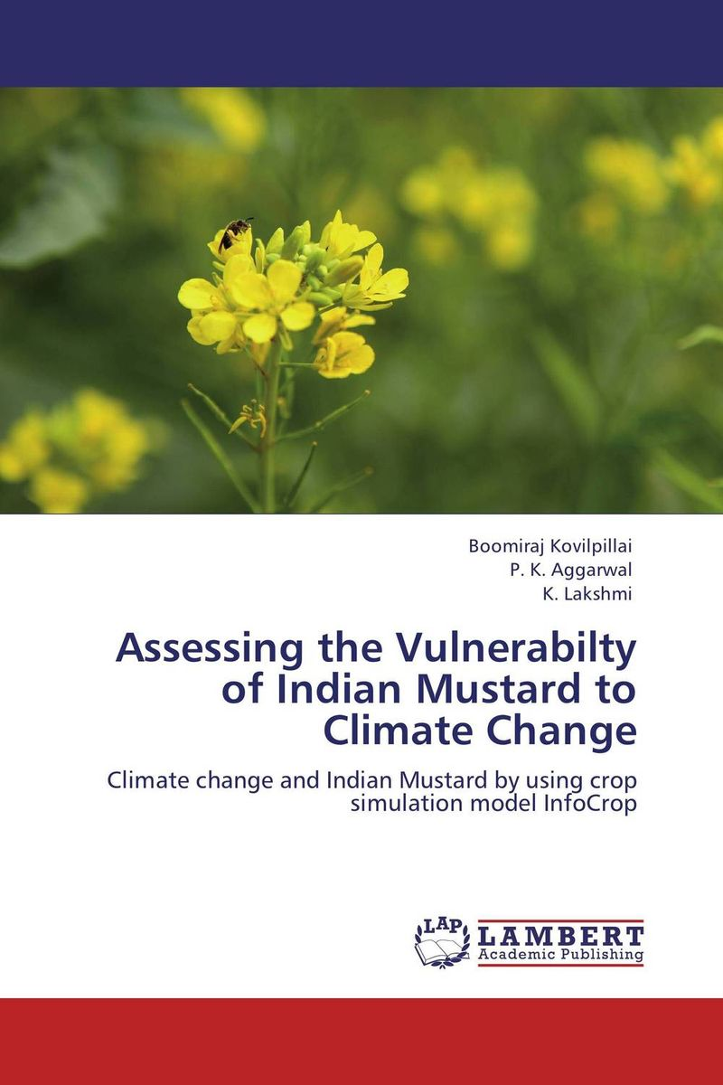 Assessing the Vulnerabilty of Indian Mustard to Climate Change binod kumar and anil pandey genetic divergence and heterosis in indian mustard