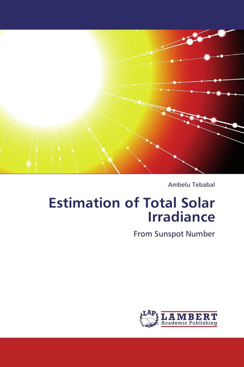 Estimation of Total Solar Irradiance