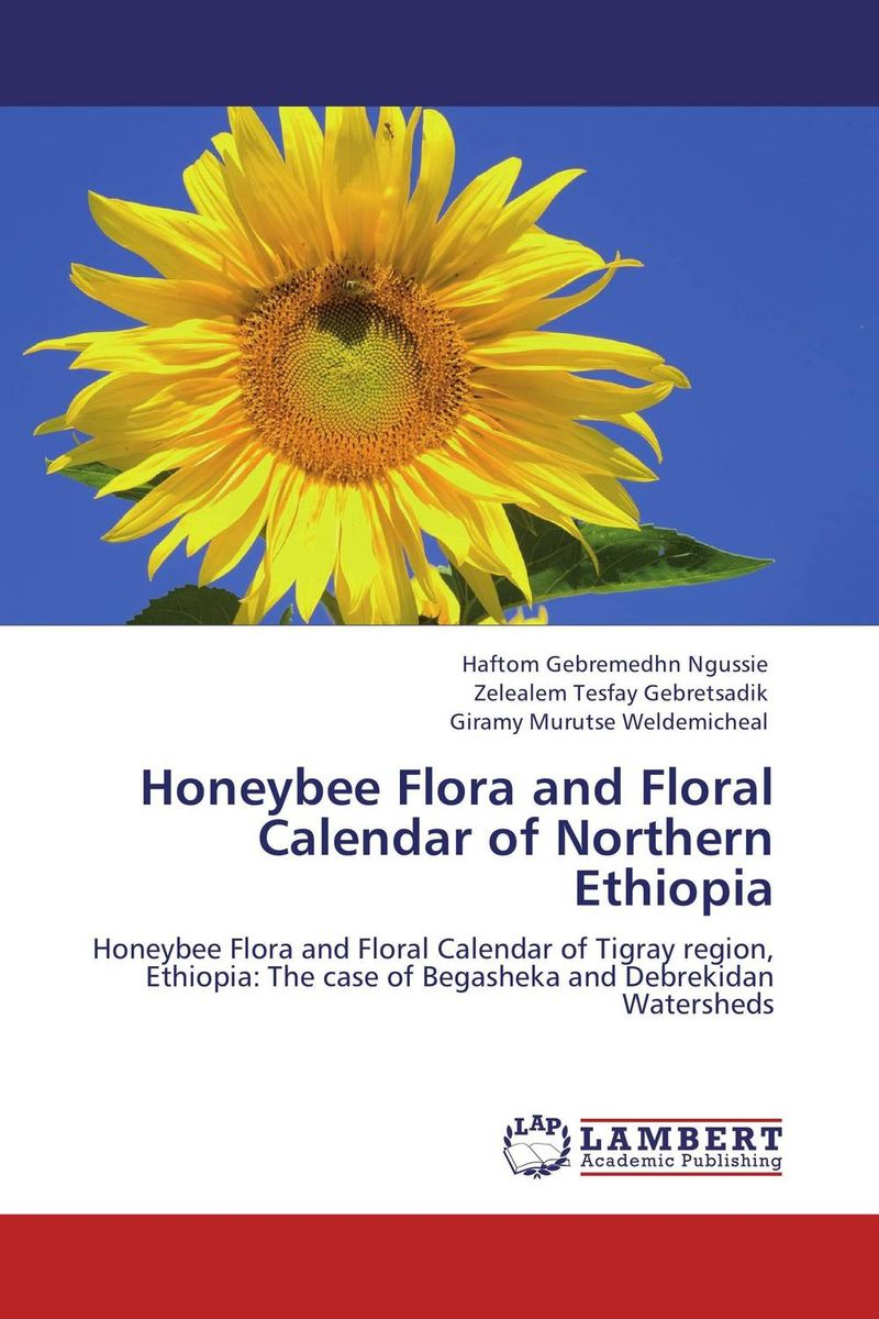 Honeybee Flora and Floral Calendar of Northern Ethiopia