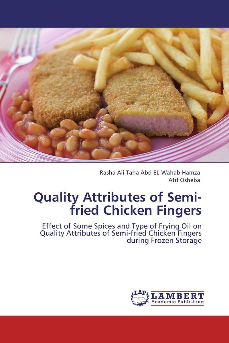 Quality Attributes of Semi-fried Chicken Fingers garcinia as preservative of chicken meat