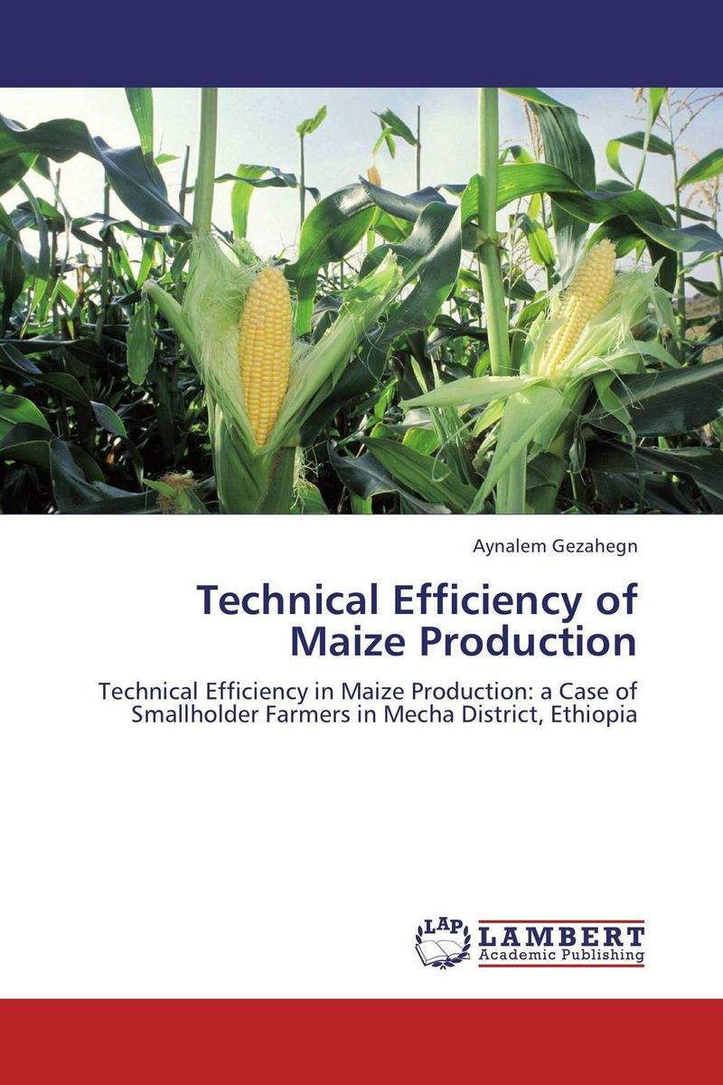 Technical Efficiency of Maize Production james e anderson the relative inefficiency of quotas