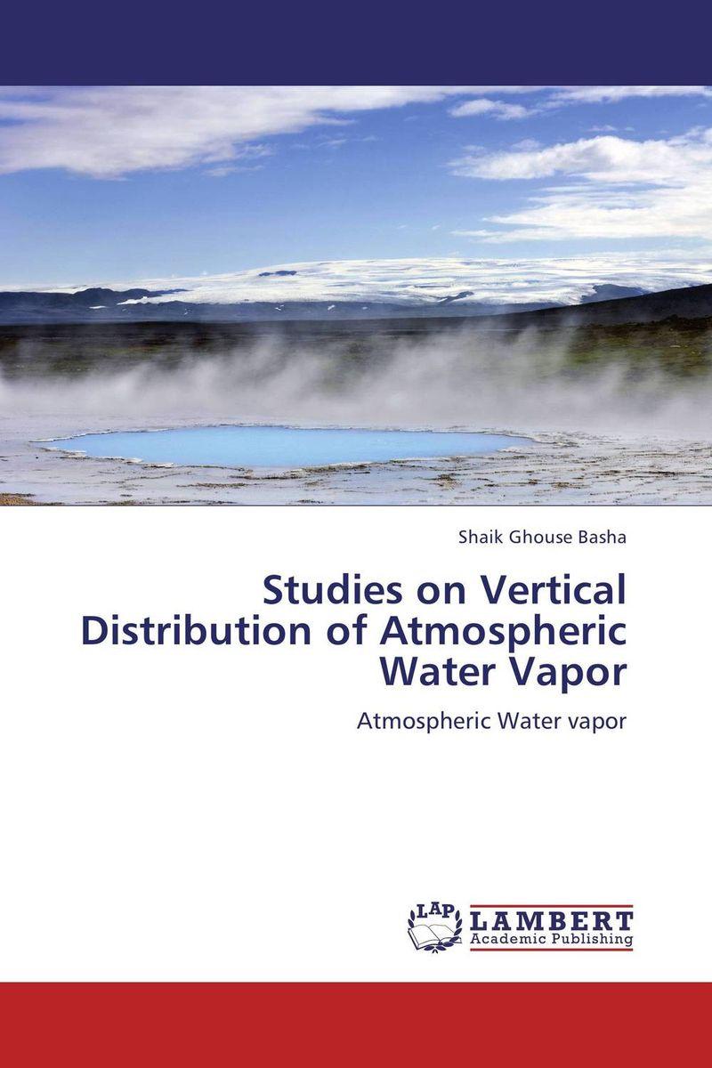 Studies on Vertical Distribution of Atmospheric Water Vapor mirna rahmah lubis desalination using vapor compression distillation