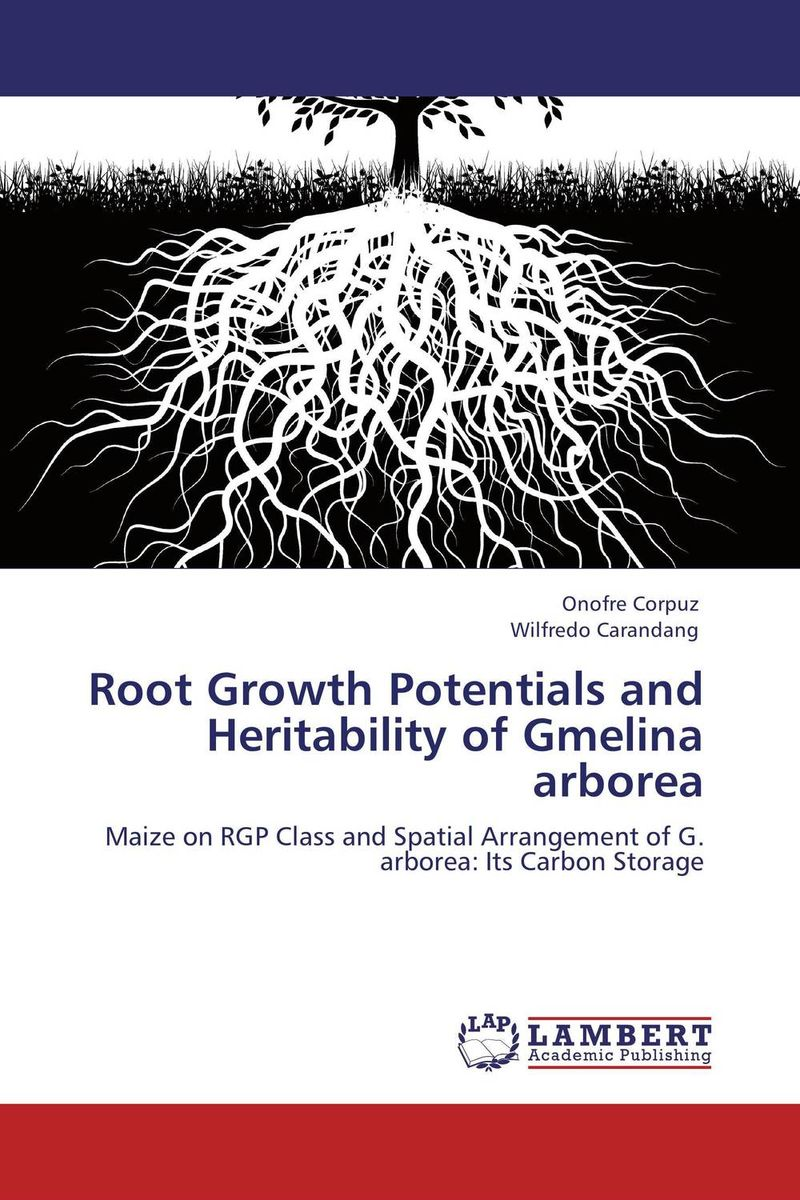 Root Growth Potentials and Heritability of Gmelina arborea the teeth with root canal students to practice root canal preparation and filling actually