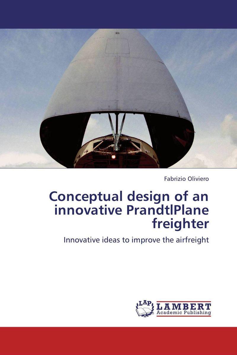 Conceptual design of an innovative PrandtlPlane freighter