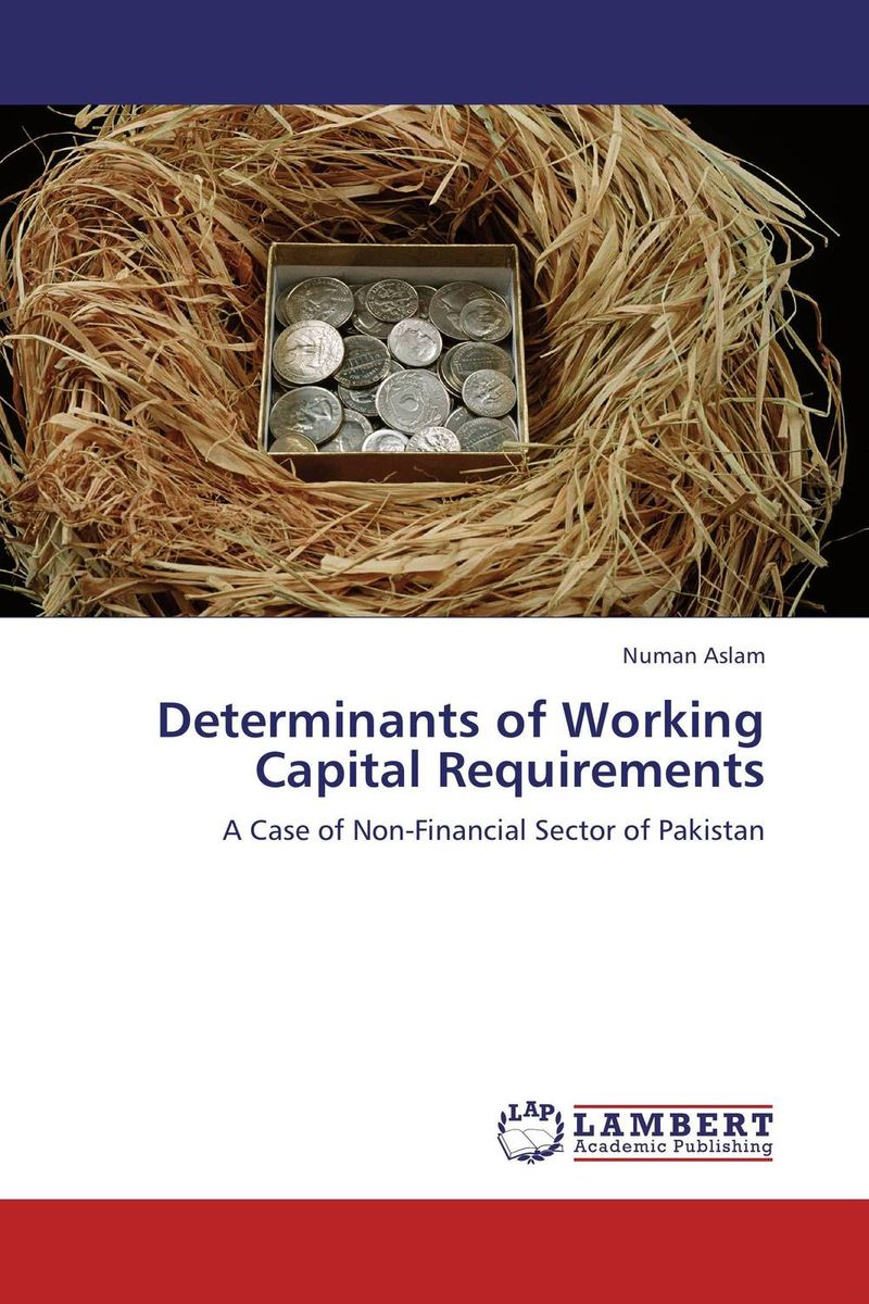 Determinants of Working Capital Requirements managing the store