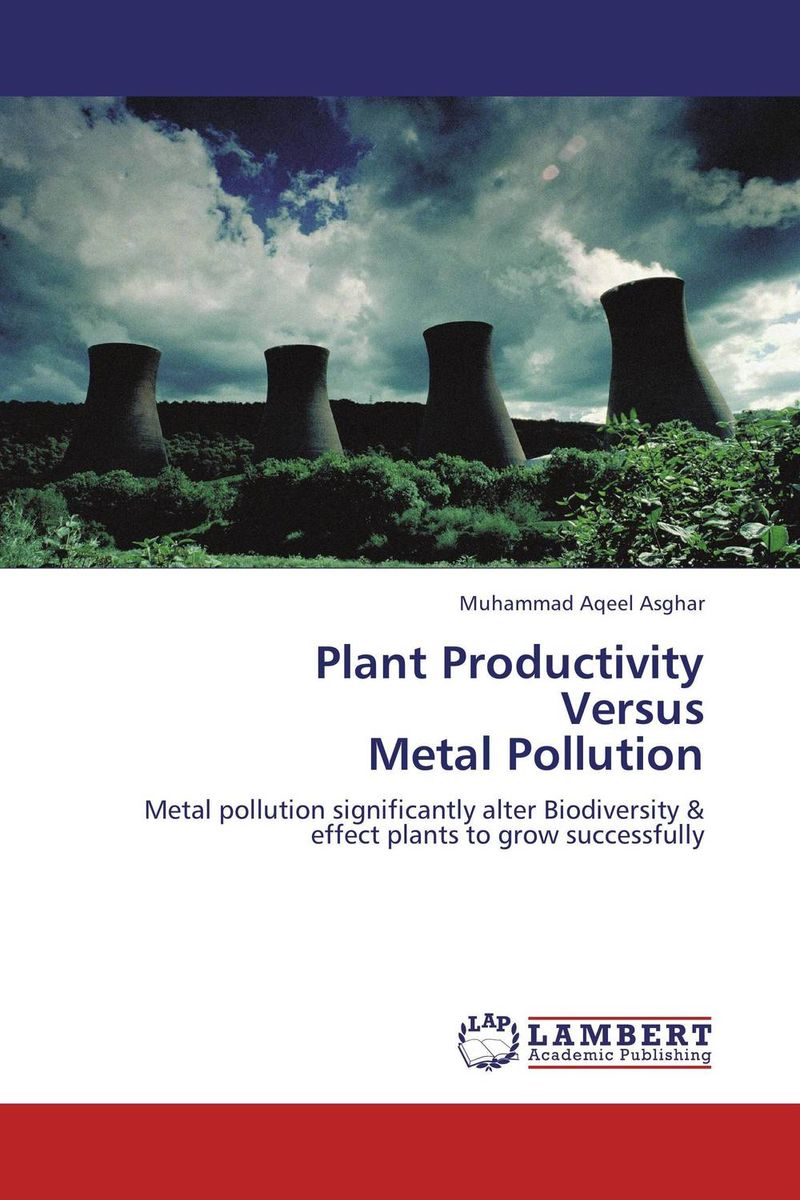 Plant Productivity  Versus  Metal Pollution ornamental plant production in recycled water