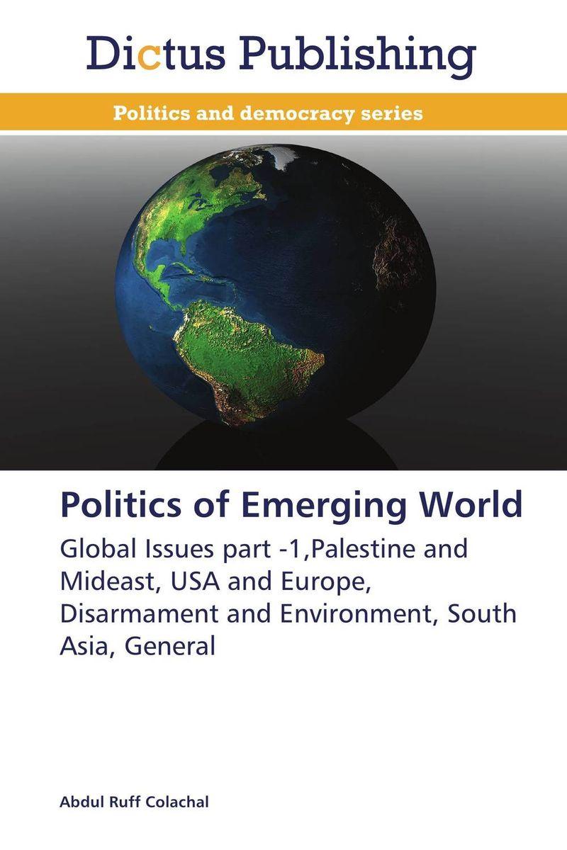 Politics of Emerging World mohammad qasim wafayezada ethnic politics and peacebuilding in afghanistan